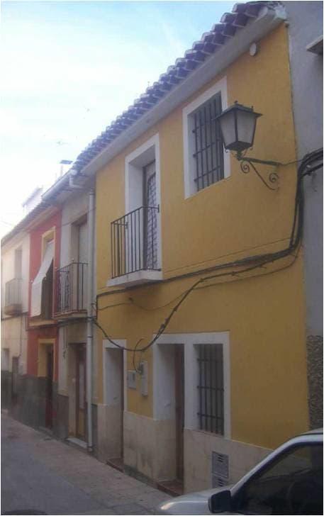 Piso en venta en La Granja, Mula, Murcia, Calle Juan Ramon Jimenez, 33.500 €, 3 habitaciones, 1 baño, 146 m2