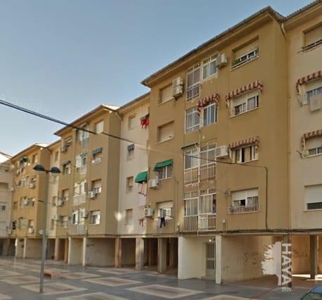Piso en venta en Cartagena, Murcia, Plaza Casimiro Bonmati, 33.900 €, 3 habitaciones, 1 baño, 77 m2