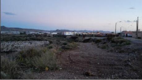 Suelo en venta en Níjar, Almería, Calle Cruces, 119.378 €, 2390 m2
