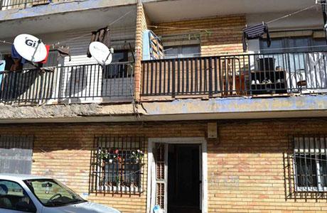 Piso en venta en Beniel, Murcia, Calle Rocasa, 32.200 €, 2 habitaciones, 1 baño, 56 m2