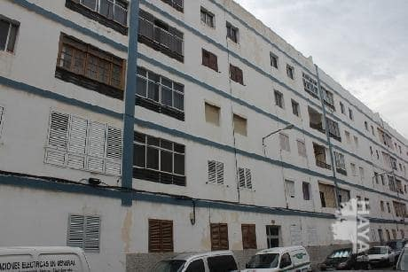 Piso en venta en San Roque, la Palmas de Gran Canaria, Las Palmas, Calle Ernest Hemingway, 49.000 €, 3 habitaciones, 1 baño, 69 m2