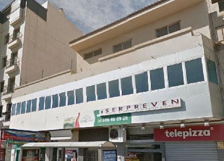 Oficina en venta en Roquetas de Mar, Almería, Calle Roquetas de Mar, 83.200 €, 88 m2