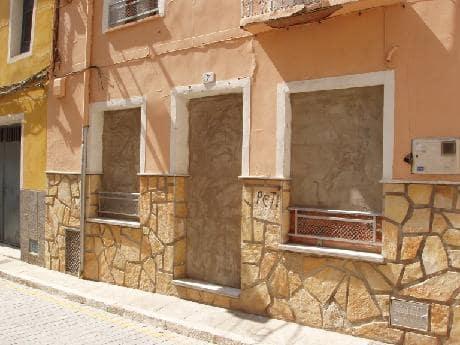 Piso en venta en Castalla, Alicante, Calle Nueva, 42.428 €, 1 habitación, 1 baño, 97 m2
