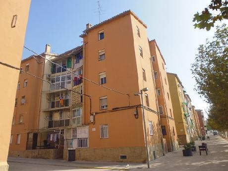 Piso en venta en Olesa de Montserrat, Barcelona, Calle Grup Sant Bernat, 51.278 €, 2 habitaciones, 1 baño, 62 m2