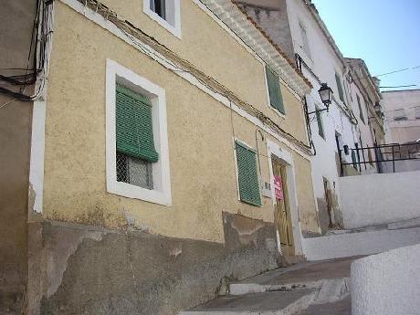 Casa en venta en Cañada de Agra, Hellín, Albacete, Calle Leon, 21.178 €, 6 habitaciones, 1 baño, 100 m2