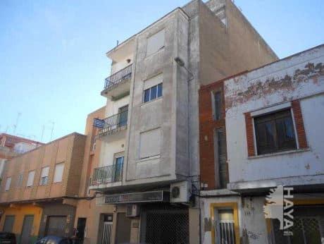Piso en venta en La Cantera, Sagunto/sagunt, Valencia, Calle Teodoro Llorente, 74.200 €, 3 habitaciones, 2 baños, 135 m2