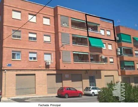 Piso en venta en Murcia, Murcia, Calle Escuelas, 102.000 €, 3 habitaciones, 2 baños, 122 m2