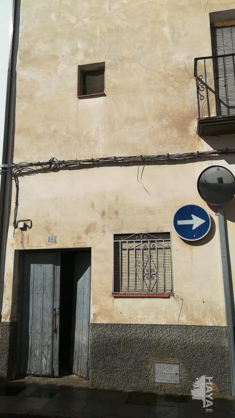 Piso en venta en Huéscar, Granada, Calle Santiago, 36.416 €, 5 habitaciones, 1 baño, 202 m2