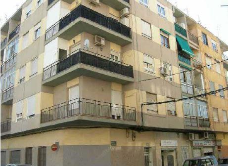 Piso en venta en Elda, Alicante, Calle Velazquez, 27.000 €, 3 habitaciones, 1 baño, 81 m2