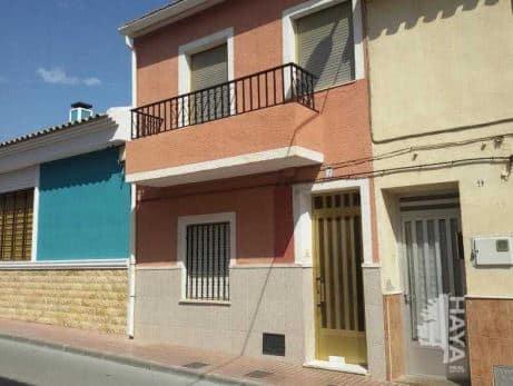 Casa en venta en Salinas, Alicante, Calle Horno del Vidrio, 89.800 €, 2 habitaciones, 1 baño, 148 m2