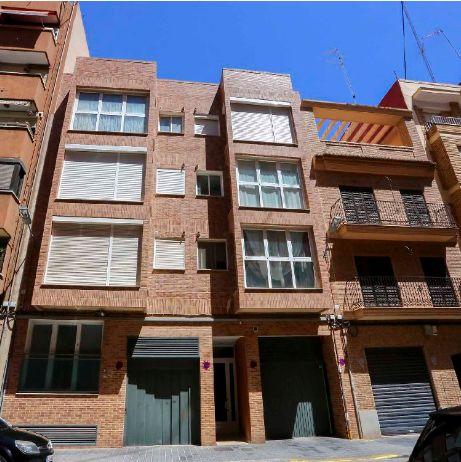 Piso en alquiler en Valencia, Valencia, Calle Esteban Ballester, 610 €, 2 habitaciones, 1 baño, 86 m2