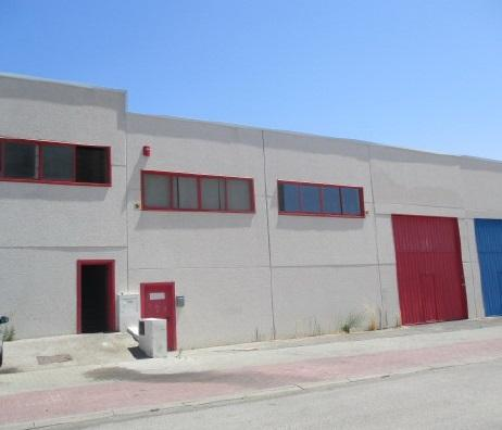 Industrial en venta en Jerez de la Frontera, Cádiz, Calle Lira, 144.000 €, 373 m2