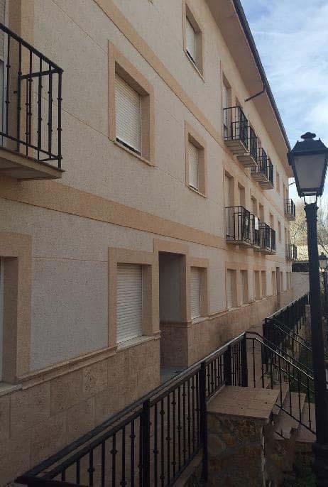 Piso en venta en Horcajo de Santiago, Cuenca, Calle Virgen de la Angustias, 57.625 €, 3 habitaciones, 2 baños, 98 m2