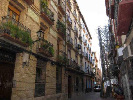 Piso en venta en San Pablo, Zaragoza, Zaragoza, Calle Ramón Pignatelli, 47.000 €, 1 habitación, 1 baño, 43 m2