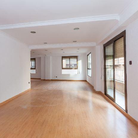 Piso en alquiler en Alicante/alacant, Alicante, Calle Colon, 600 €, 1 habitación, 2 baños, 105 m2
