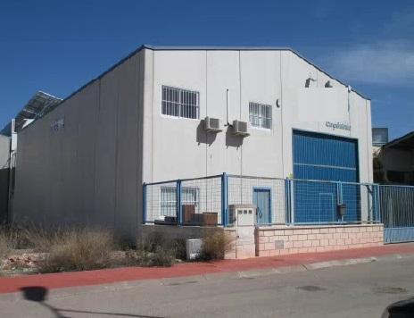 Industrial en venta en Albacete, Albacete, Calle Y Norte, Polígono Industrial Campollano, 125.000 €, 497 m2