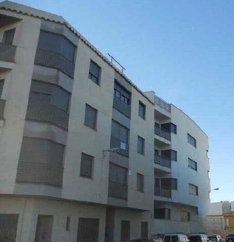 Piso en venta en Moncofa, Castellón, Calle Castello, 69.100 €, 2 habitaciones, 1 baño, 95 m2