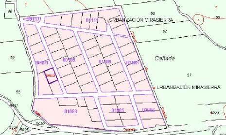 Suelo en venta en Martillán, Martinamor, Salamanca, Calle Mirasierra Iii, 25.000 €, 905 m2