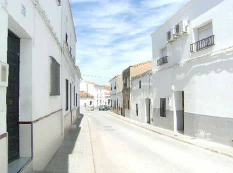 Casa en venta en Usagre, Usagre, Badajoz, Calle Cruz, 44.000 €, 1 habitación, 1 baño, 287 m2
