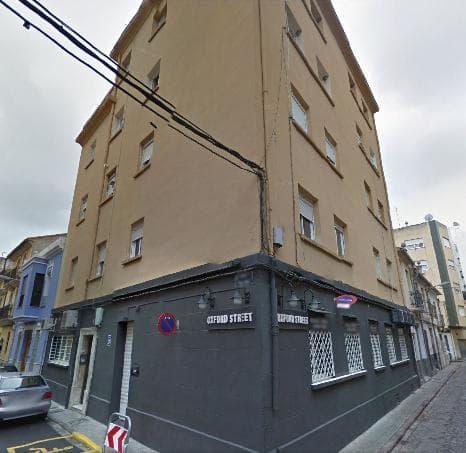 Piso en venta en El Baladre, Sagunto/sagunt, Valencia, Calle Caruana, 59.900 €, 3 habitaciones, 1 baño, 80 m2