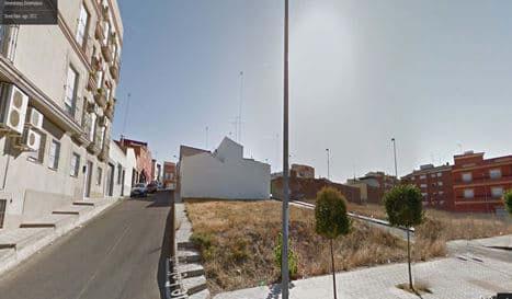 Suelo en venta en Almendralejo, Badajoz, Calle Julian Campomanes, 84.000 €, 482 m2