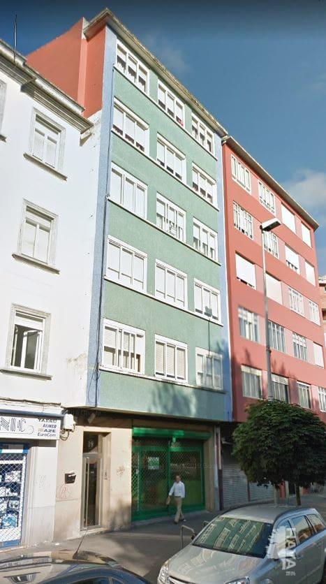 Piso en venta en Ferrol, A Coruña, Calle Viveiro, 39.000 €, 4 habitaciones, 1 baño, 104 m2