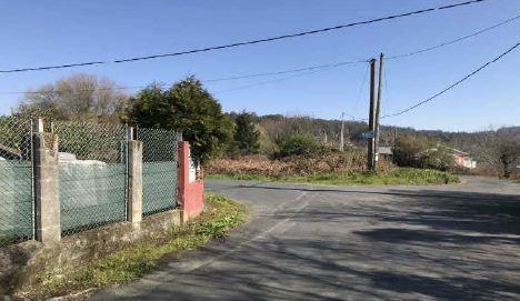 Suelo en venta en Fene, A Coruña, Calle Fonte, 138.000 €, 525 m2