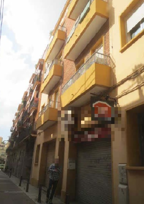 Piso en venta en El Carme, Reus, Tarragona, Calle Sant Francesc de Paula, 64.000 €, 3 habitaciones, 1 baño, 67 m2