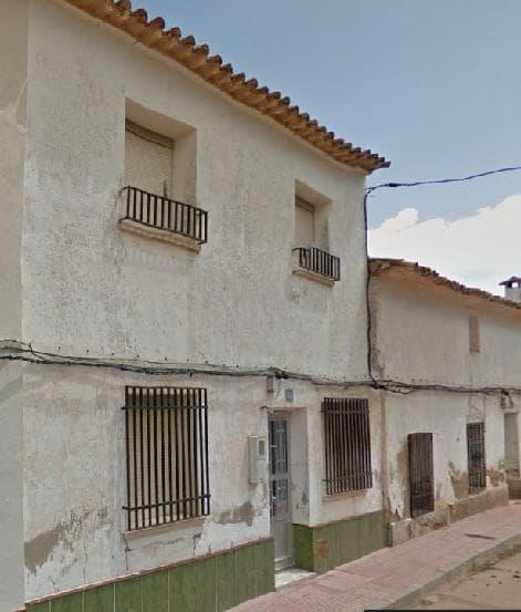 Casa en venta en Casa en Montiel, Ciudad Real, 16.065 €, 5 habitaciones, 1 baño, 196 m2