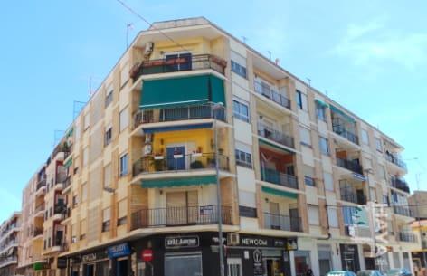 Piso en venta en Centro, Almoradí, Alicante, Calle Virgen del Rosario, 49.600 €, 3 habitaciones, 1 baño, 74 m2