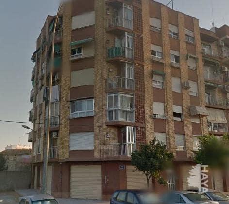 Piso en venta en Valencia, Valencia, Calle Nuevo Paterna, 61.300 €, 3 habitaciones, 1 baño, 91 m2