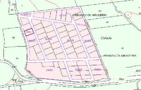 Suelo en venta en Martillán, Martinamor, Salamanca, Calle Mirasierra Iii, 23.000 €, 838 m2