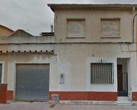 Casa en venta en El Cabezo, Bullas, Murcia, Calle Salvador de Madariaga, 59.900 €, 3 habitaciones, 1 baño, 122 m2