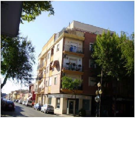 Piso en venta en Tomelloso, Ciudad Real, Calle Don Antonio Huertas, 79.300 €, 3 habitaciones, 2 baños, 116 m2