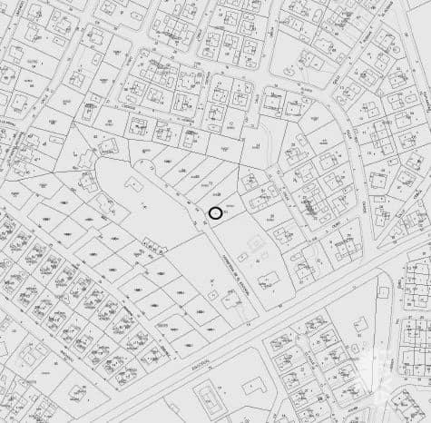 Suelo en venta en Becerril de la Sierra, Madrid, Carretera de El Escorial, 84.274 €, 534 m2