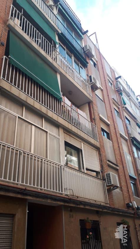 Piso en venta en Sant Mori de Llefià, Badalona, Barcelona, Calle Nápols, 99.892 €, 2 habitaciones, 1 baño, 59 m2