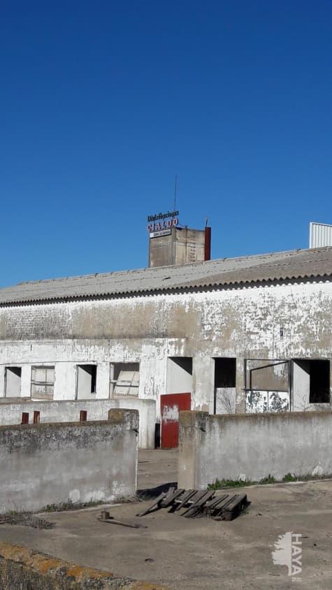 Industrial en venta en Barriada  Faustino Cordón Bonet, Fregenal de la Sierra, Badajoz, Calle Carrera Sevilla, 276.500 €, 24199 m2