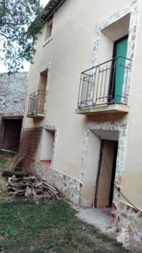 Casa en venta en Camañas, Camañas, Teruel, Calle Medio, 66.200 €, 9 habitaciones, 1 baño, 444 m2