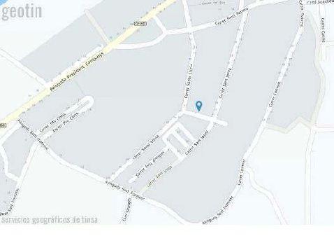 Suelo en venta en La Bisbal D`empordà, Girona, Calle Sant Sebastia, 89.700 €, 1436 m2