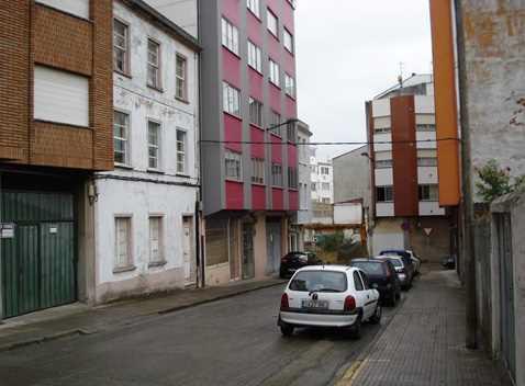 Suelo en venta en Ensanche B, Ferrol, A Coruña, Calle Ingeniero Sanchez, 59.800 €, 122 m2
