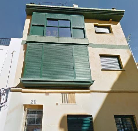 Piso en venta en Castellón de la Plana/castelló de la Plana, Castellón, Calle Viver, 128.000 €, 3 habitaciones, 2 baños, 110 m2
