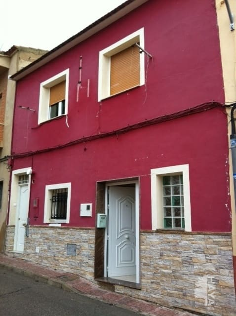 Casa en venta en Caudete, Albacete, Calle General Lassala, 60.474 €, 3 habitaciones, 4 baños, 62 m2
