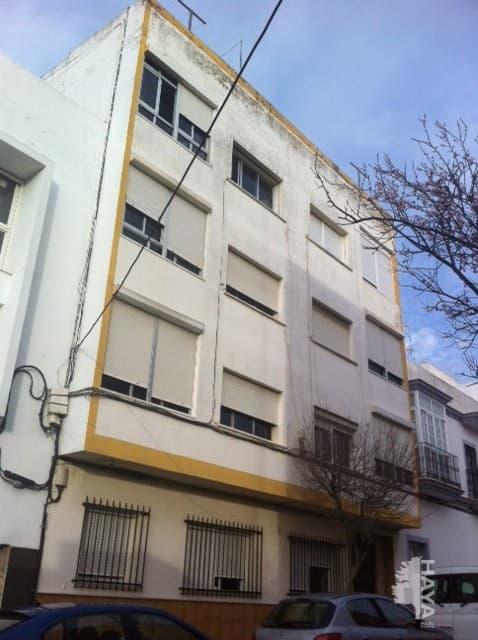 Piso en venta en Chiclana de la Frontera, Cádiz, Calle Jardines, 56.000 €, 2 habitaciones, 1 baño, 92 m2