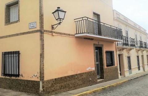 Casa en venta en Hornachos, Badajoz, Calle Hernan Cortes, 85.000 €, 5 habitaciones, 2 baños, 150 m2