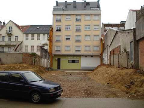 Suelo en venta en Ensanche B, Ferrol, A Coruña, Carretera de Castilla, 4.600 €, 420 m2