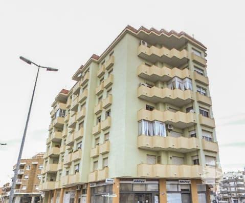 Piso en venta en Mas de Miralles, Amposta, Tarragona, Calle Sebastian Joan Arbó, 75.176 €, 1 habitación, 1 baño, 142 m2