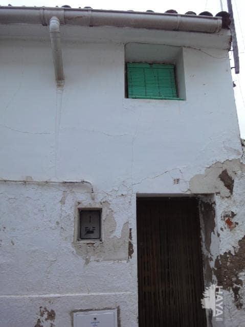 Casa en venta en Fuentes de Jiloca, Zaragoza, Calle Barranquillo, 46.000 €, 4 habitaciones, 1 baño, 130 m2
