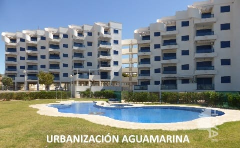 Piso en venta en Diputación de los Puertos, Cartagena, Murcia, Avenida Isla de Pascua, 110.773 €, 2 habitaciones, 3 baños, 64 m2