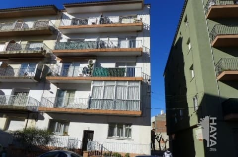 Piso en venta en Vilatenim, Figueres, Girona, Carretera Verge, 91.954 €, 3 habitaciones, 1 baño, 88 m2