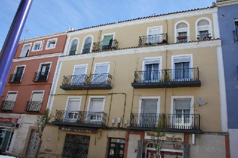Piso en venta en Barrio de Tiradores, Cuenca, Cuenca, Paseo San Antonio, 26.402 €, 2 habitaciones, 1 baño, 79 m2